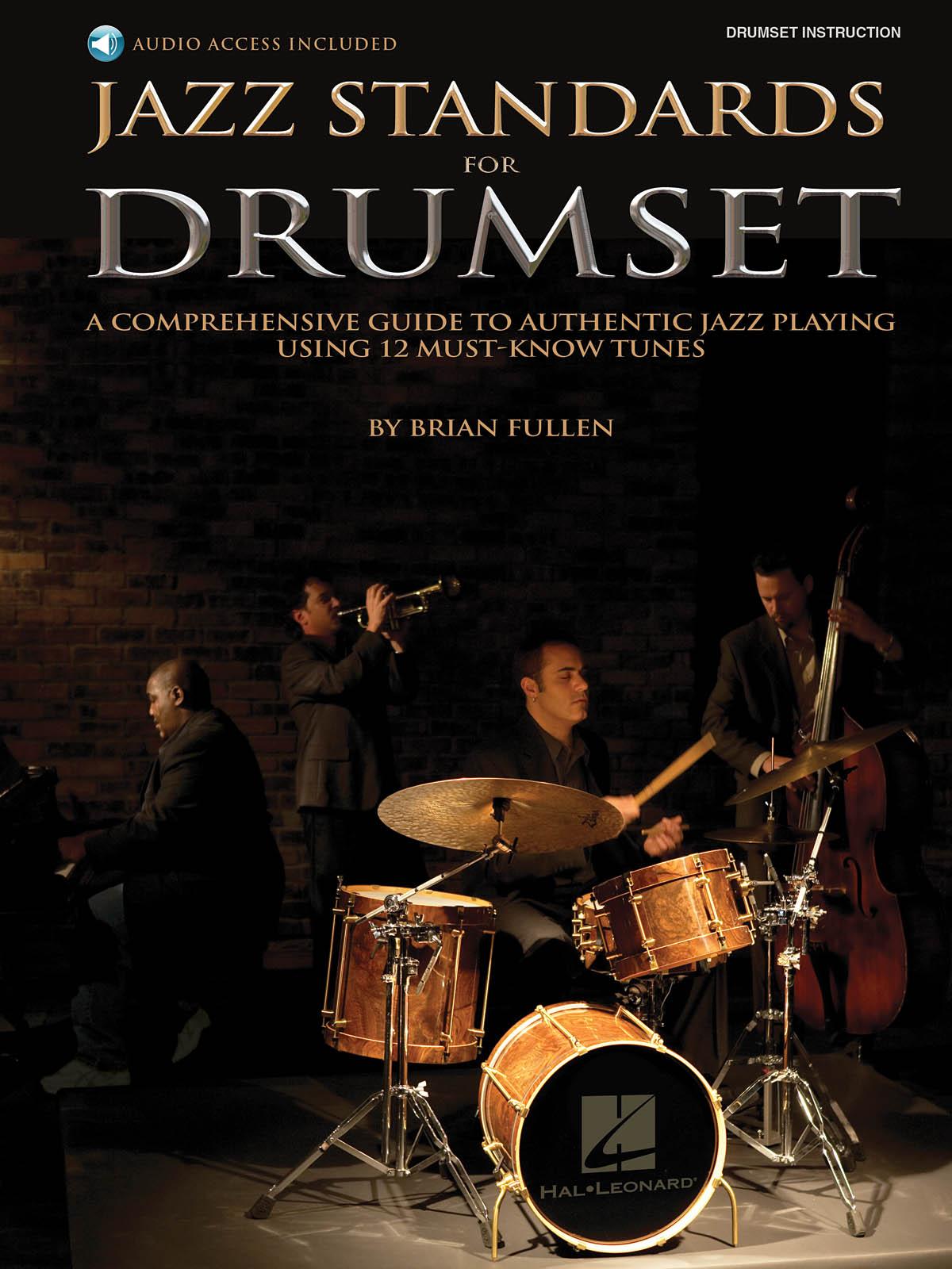 Jazz Standards for Drumset