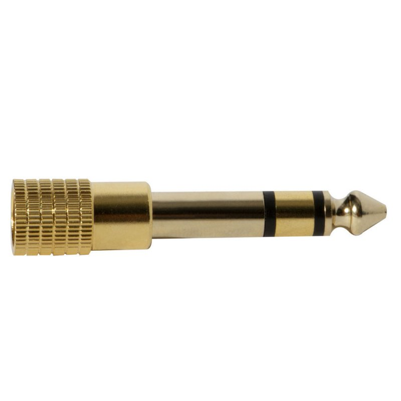 On-Stage WHA4500 1/8 to 1/4 Headphone Adapter