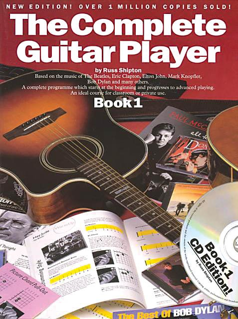 The Complete Guitar Player: Book 1