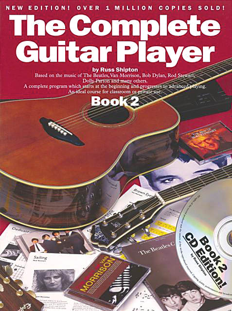The Complete Guitar Player: Book 2