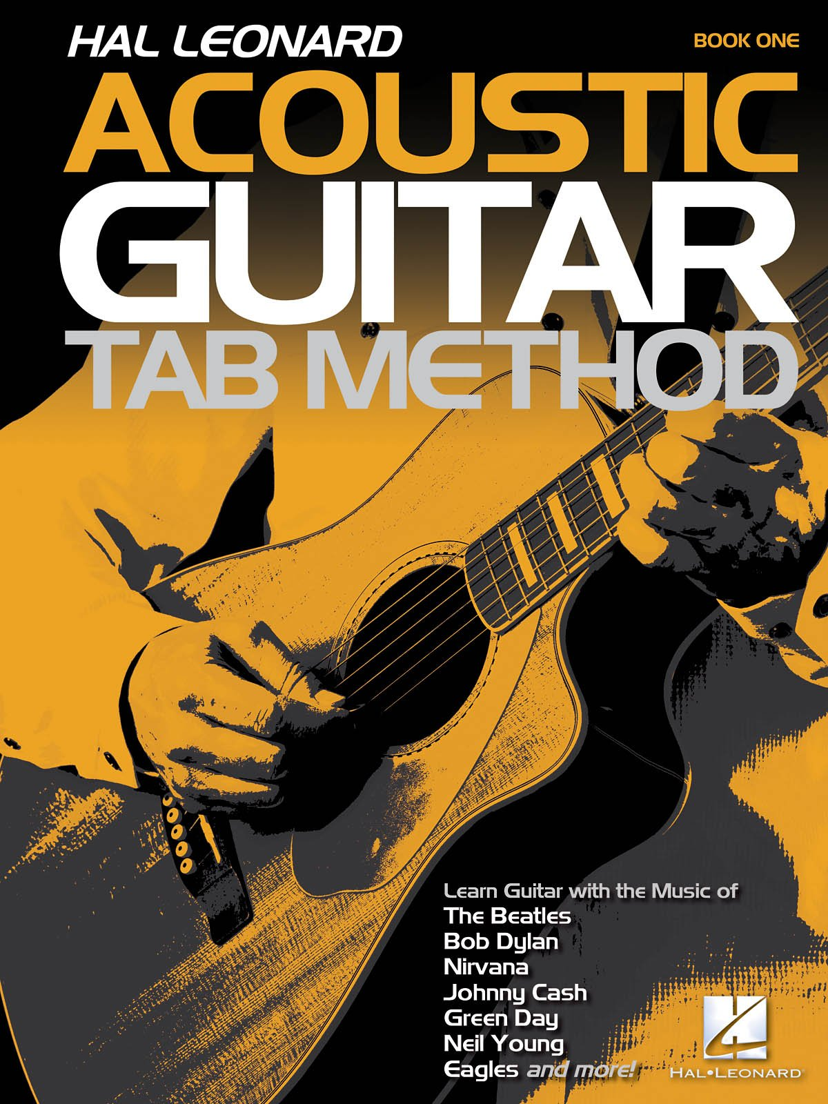 Hal Leonard Acoustic Guitar Tab Method, Book 1