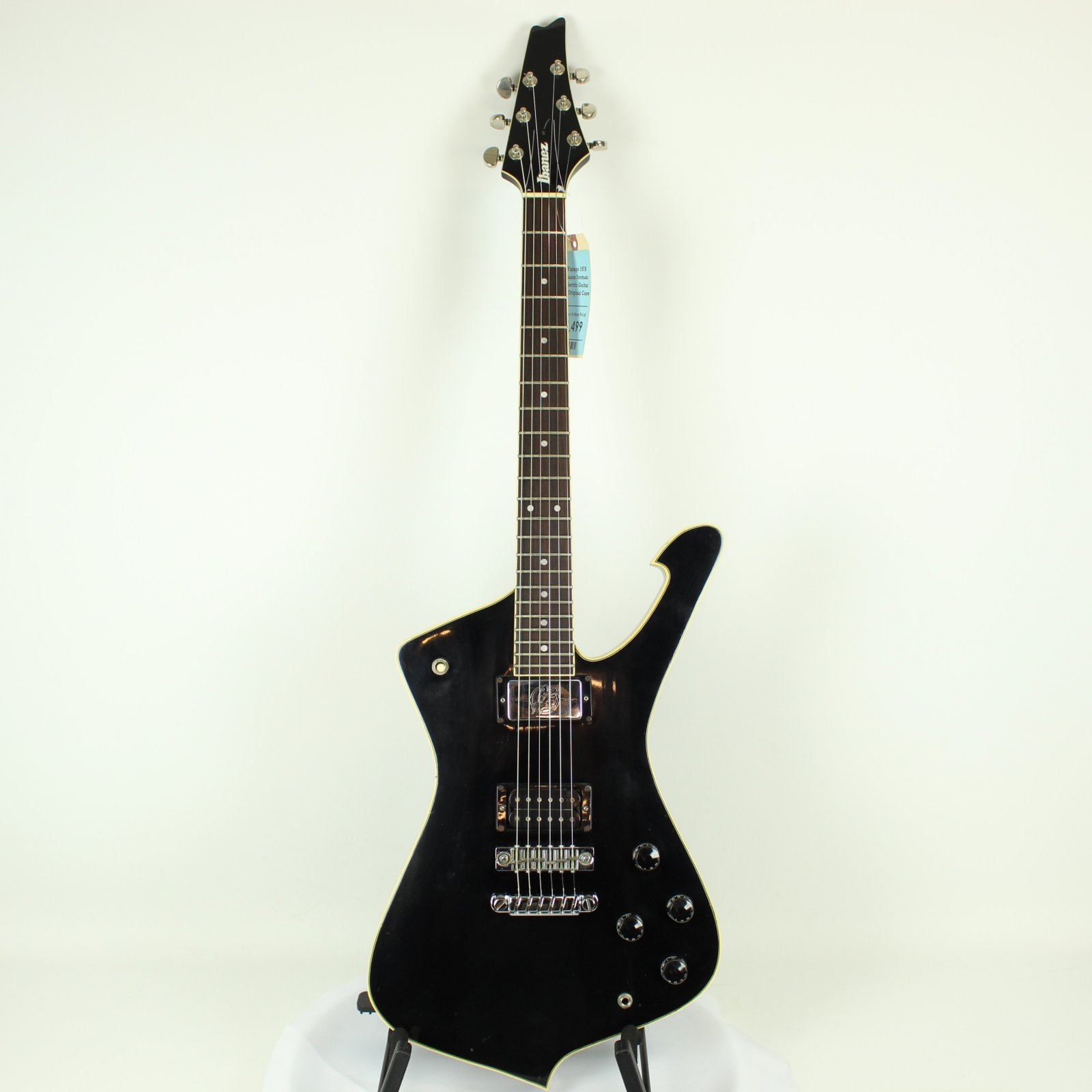 1978 Ibanez Iceman IC100 Electric Guitar w/ Original Case, SN: G784558