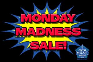 Monday Madness Sale