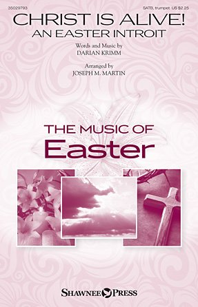 Anthony Tracia Jr.'s Hal Leonard Order #5829637: Christ Is Alive! (8-Pack)