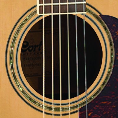 Cort Earth Series Earth100 Acoustic Guitar