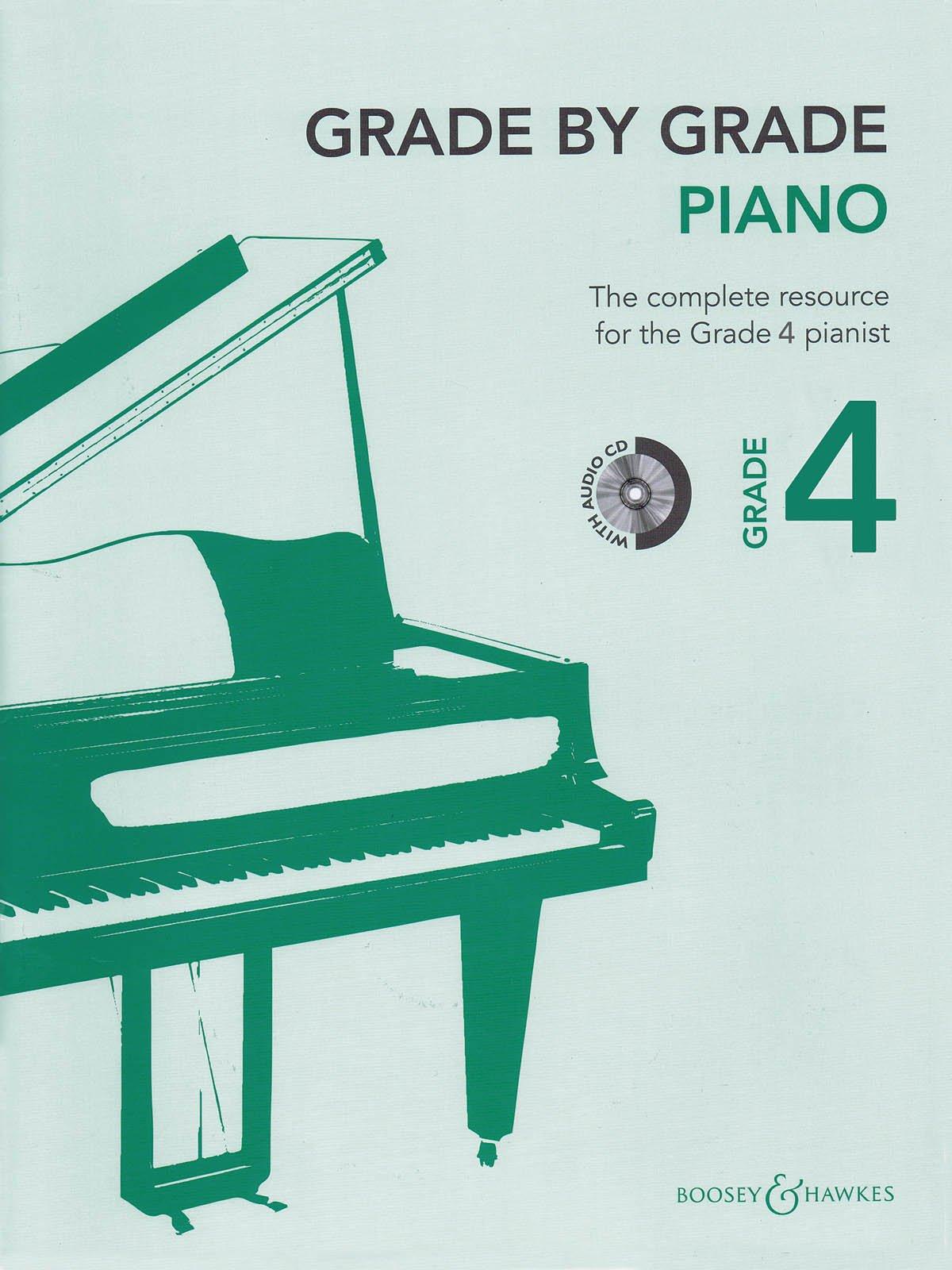Grade by Grade - Piano (Grade 4)