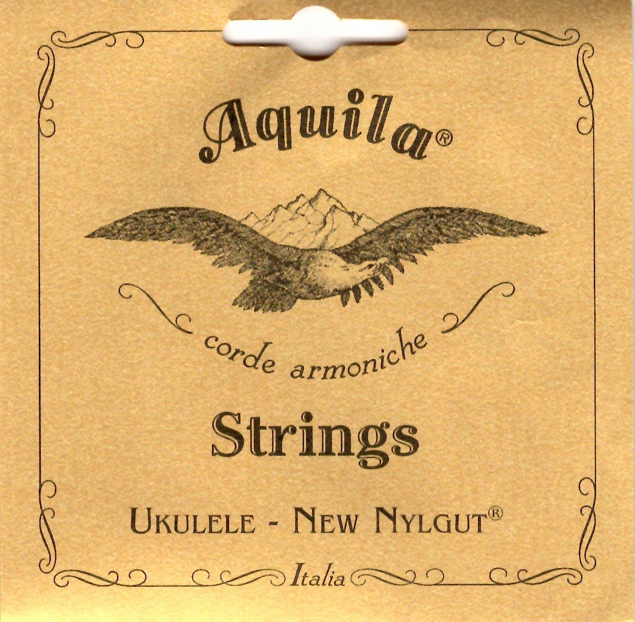 Aquila Nylgut 4U Soprano Ukulele Strings