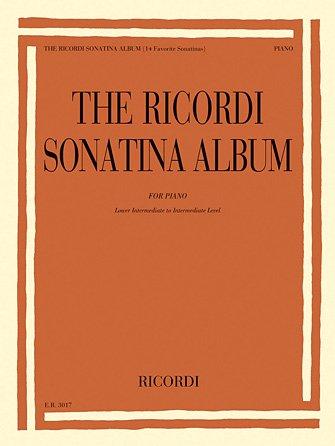 The Ricordi Sonatina Album (14 Favorite Sonatinas) (5)