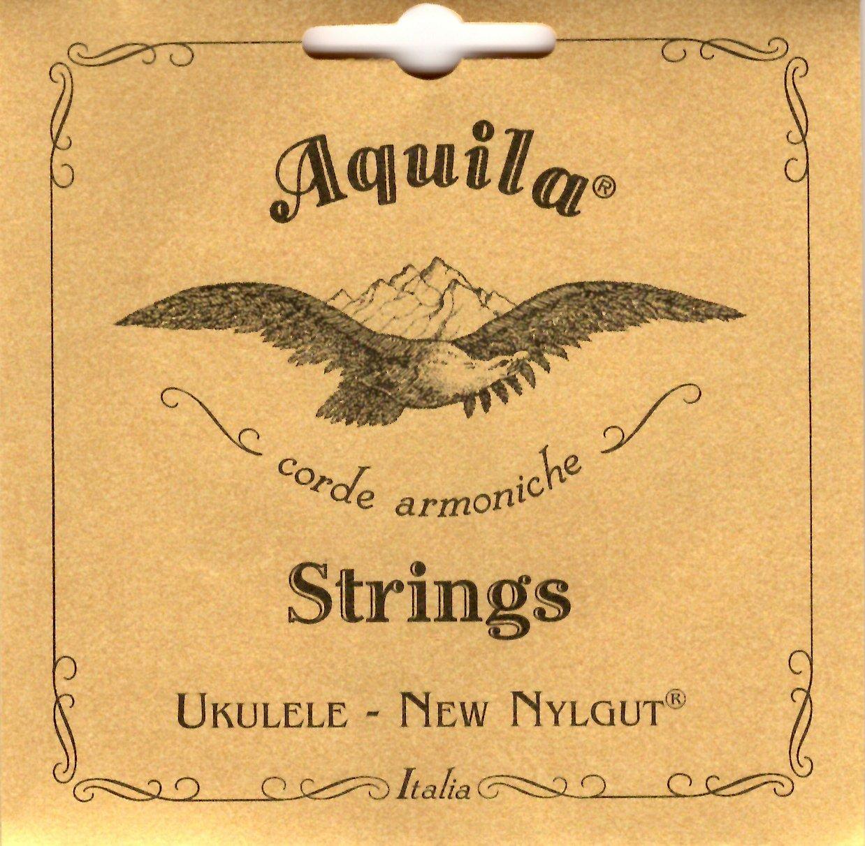 Aquila Nylgut 7U Concert Ukulele Strings