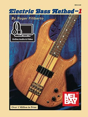 Mel Bay's Electric Bass Method Volume 1