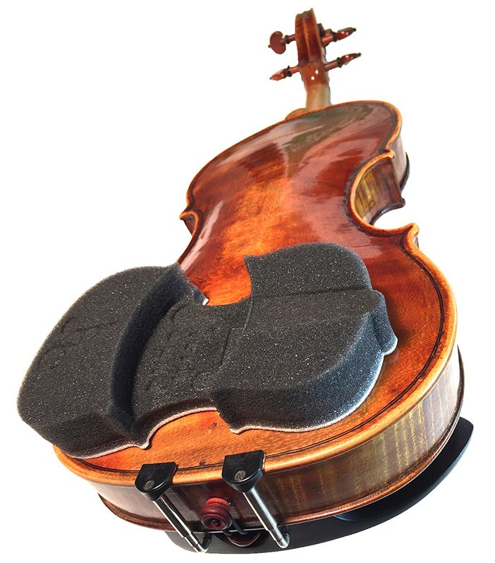 AcoustaGrip P102 Violin & Viola Shoulder Rest, 3/4 - 4/4