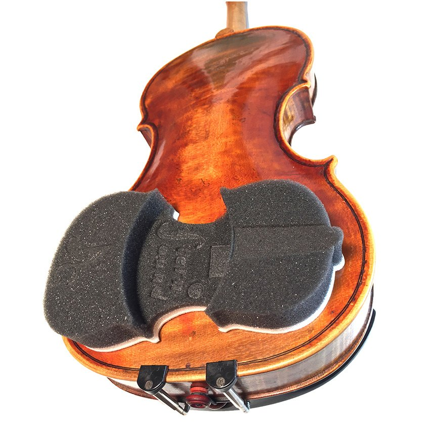 AcoustaGrip SA101 Violin & Viola Shoulder Rest, 3/4 - 4/4