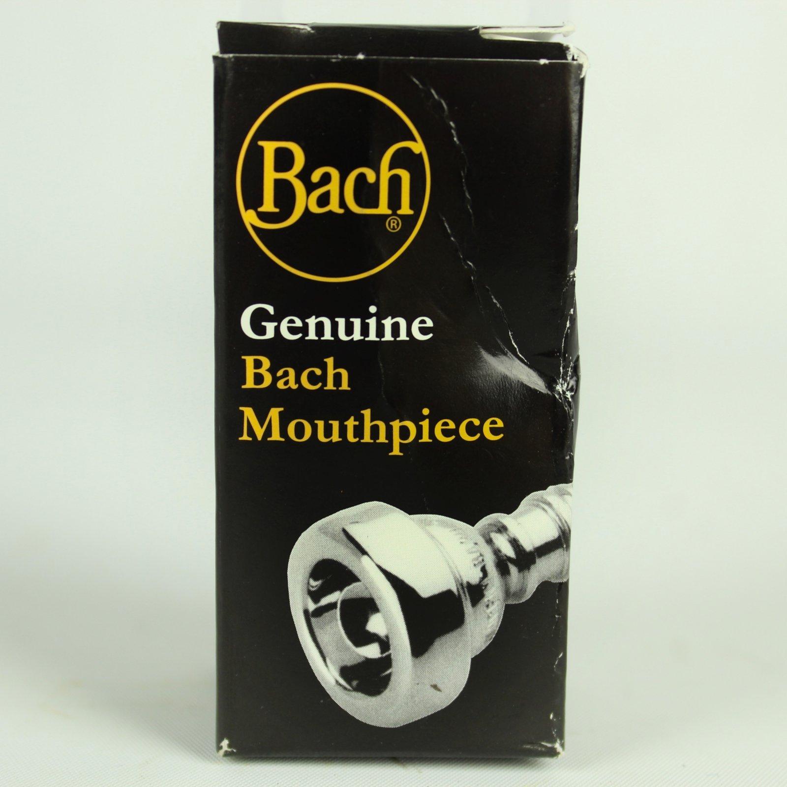 Bach 342 Flugel Horn Mouthpiece, 3C
