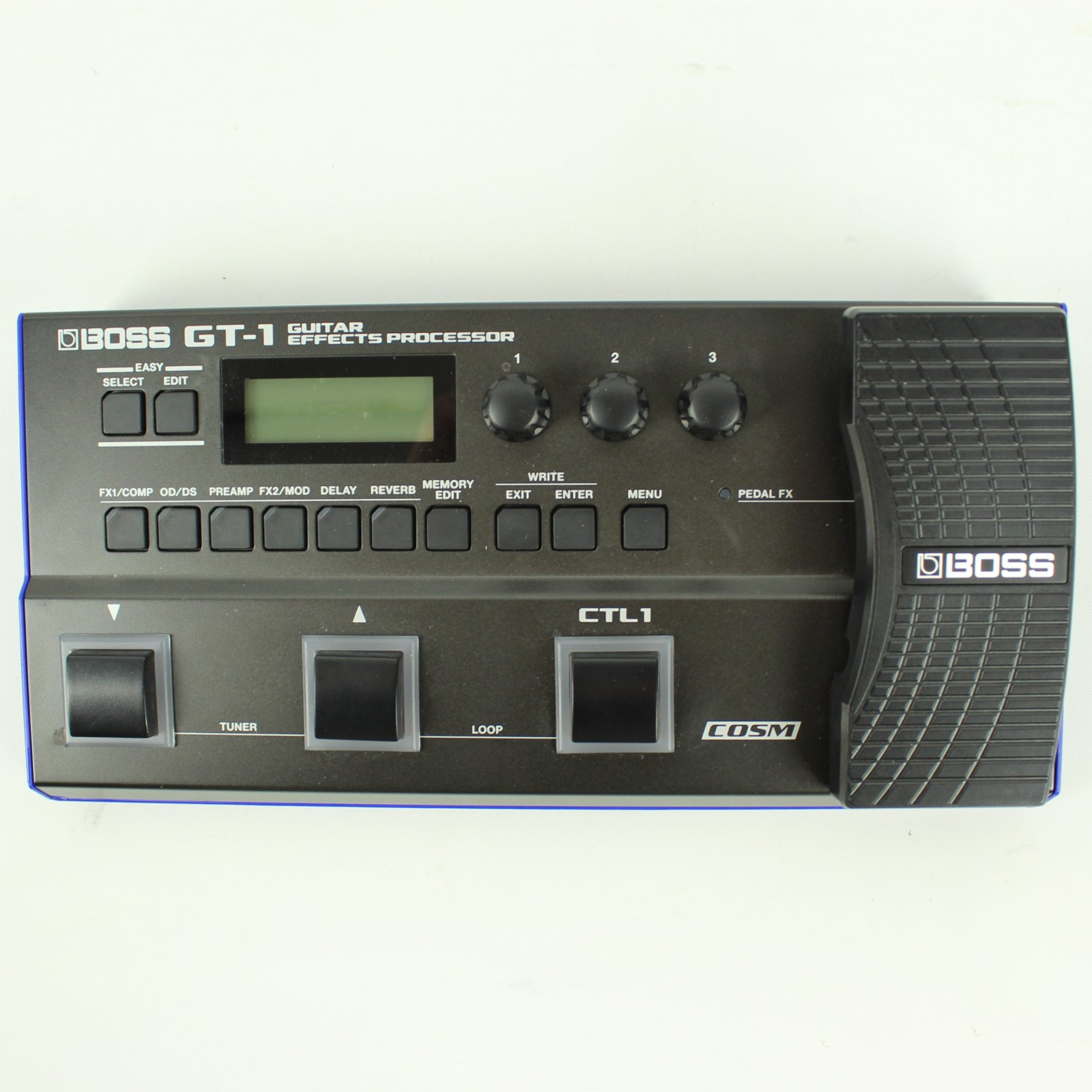 Boss GT-1 Guitar Effects Processor w/ Power Supply (USED)