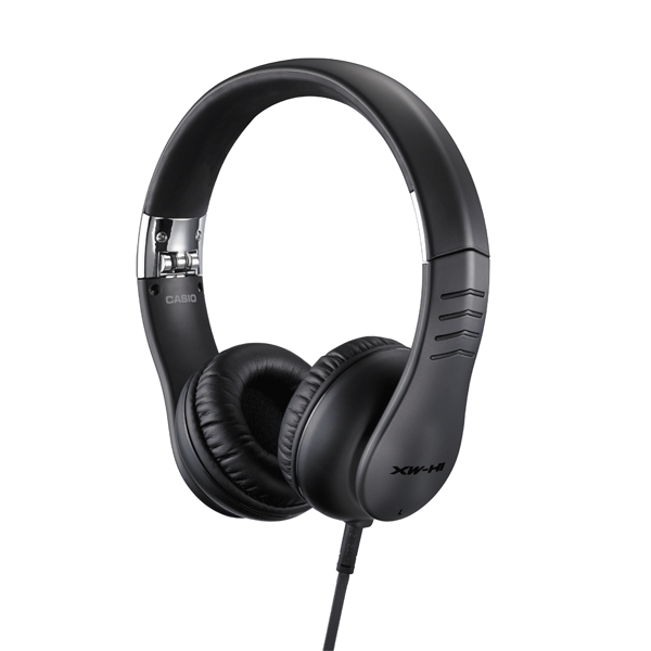Casio XW-H1 High Performance On-Ear Headphones