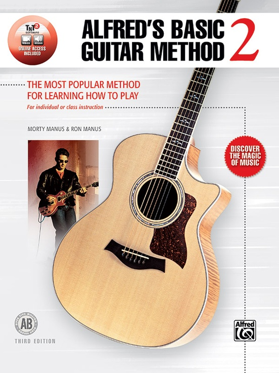 Alfred's Basic Guitar Method 2 (Third Edition)