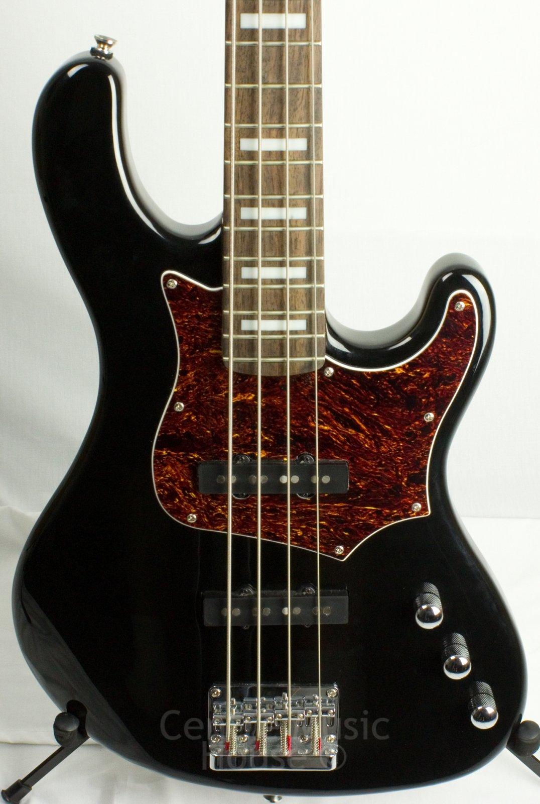 Cort GB Series GB34J Bass, Black (USED)