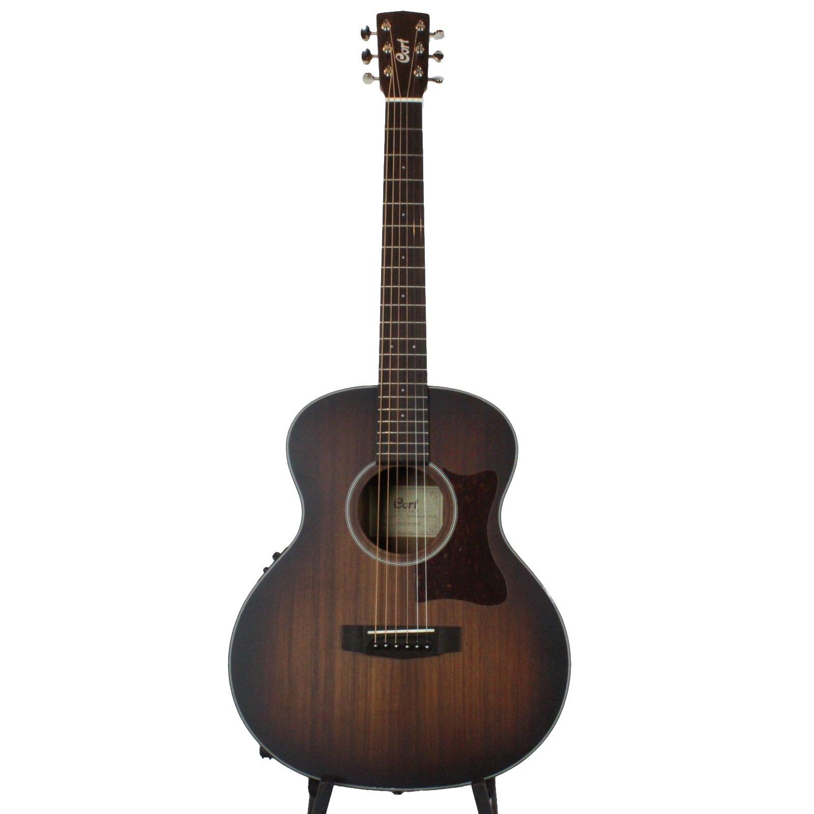 Cort Little CJ Blackwood Acoustic-Electric Guitar w/ Gig Bag
