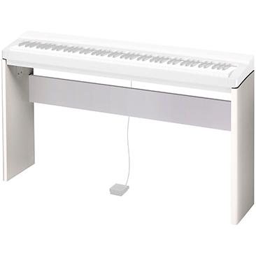 Casio CS-67PWE Privia Keyboard Stand, White