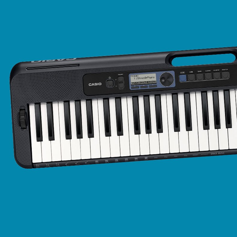 Casio Casiotone CT-S300 61-Key Portable Digital Keyboard
