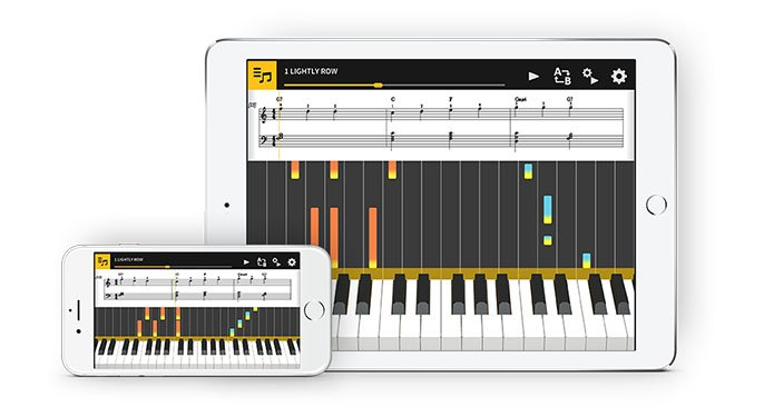 Download the free Chordana Play for Piano app, and connect your favorite iOS or Android device to control your CDP-S150 and learn to play your favorite MIDI files. The CDP-S150's class-compliant USB can also connect to any Mac or PC with no drivers or installation needed.
