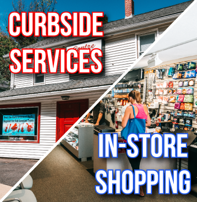 Curbside & In Store