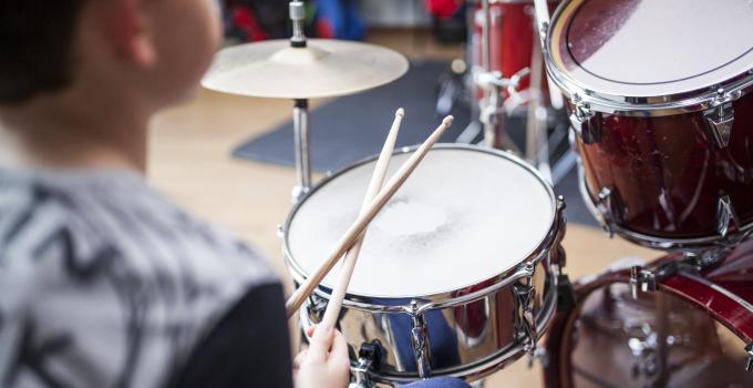 Drum Set Rental