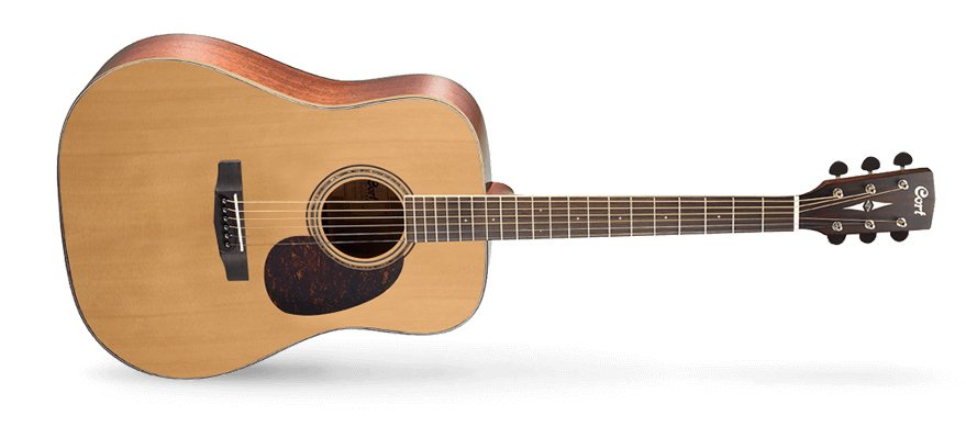 Cort Earth Series Earth100 Acoustic Guitar
