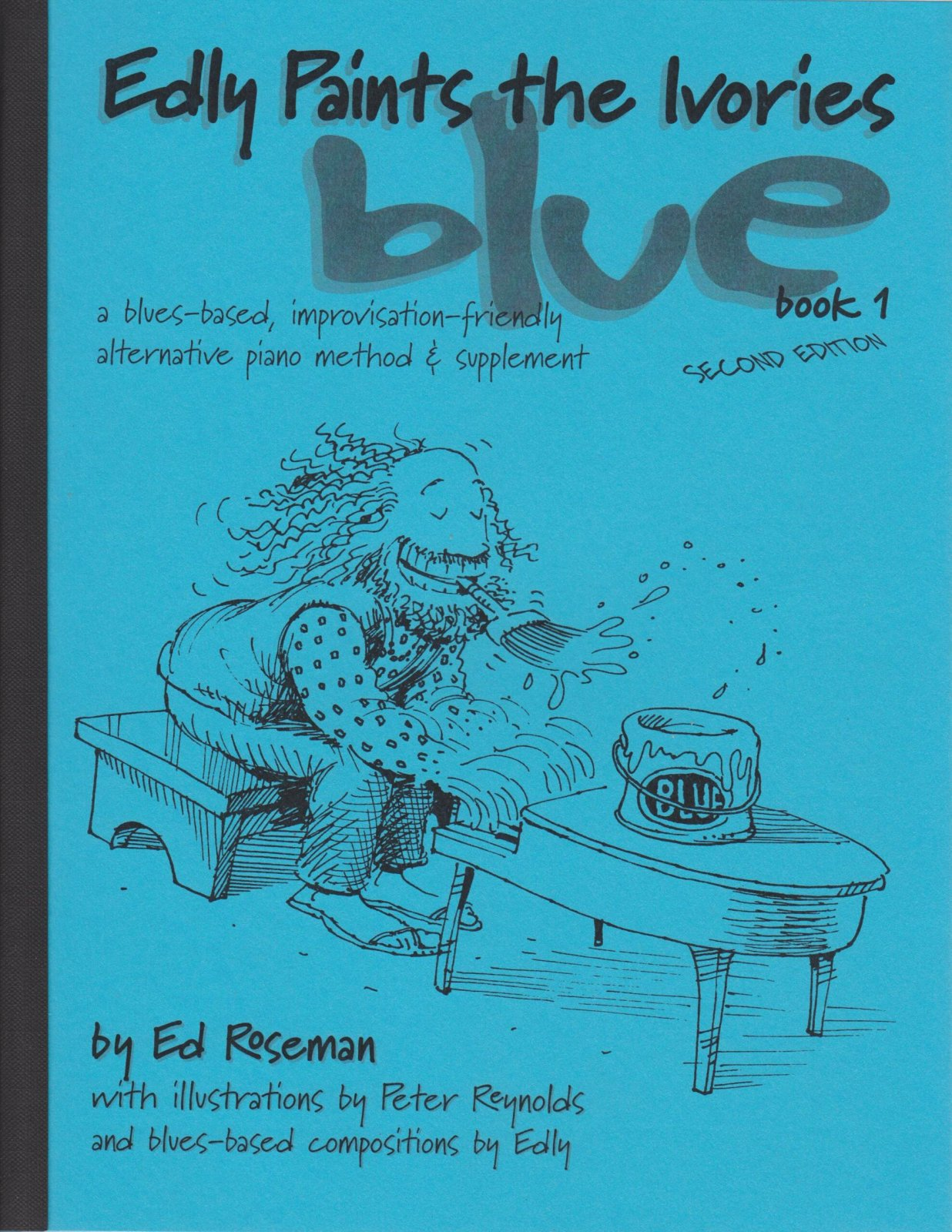 Edly Paints the Ivories Blue: Book 1