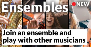 Join an Ensemble