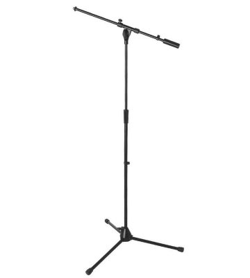 On-Stage MS9701B+ Heavy-Duty Euro Boom Mic Stand