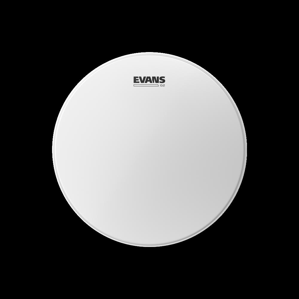 Evans G2 Coated Drumhead, Various Sizes