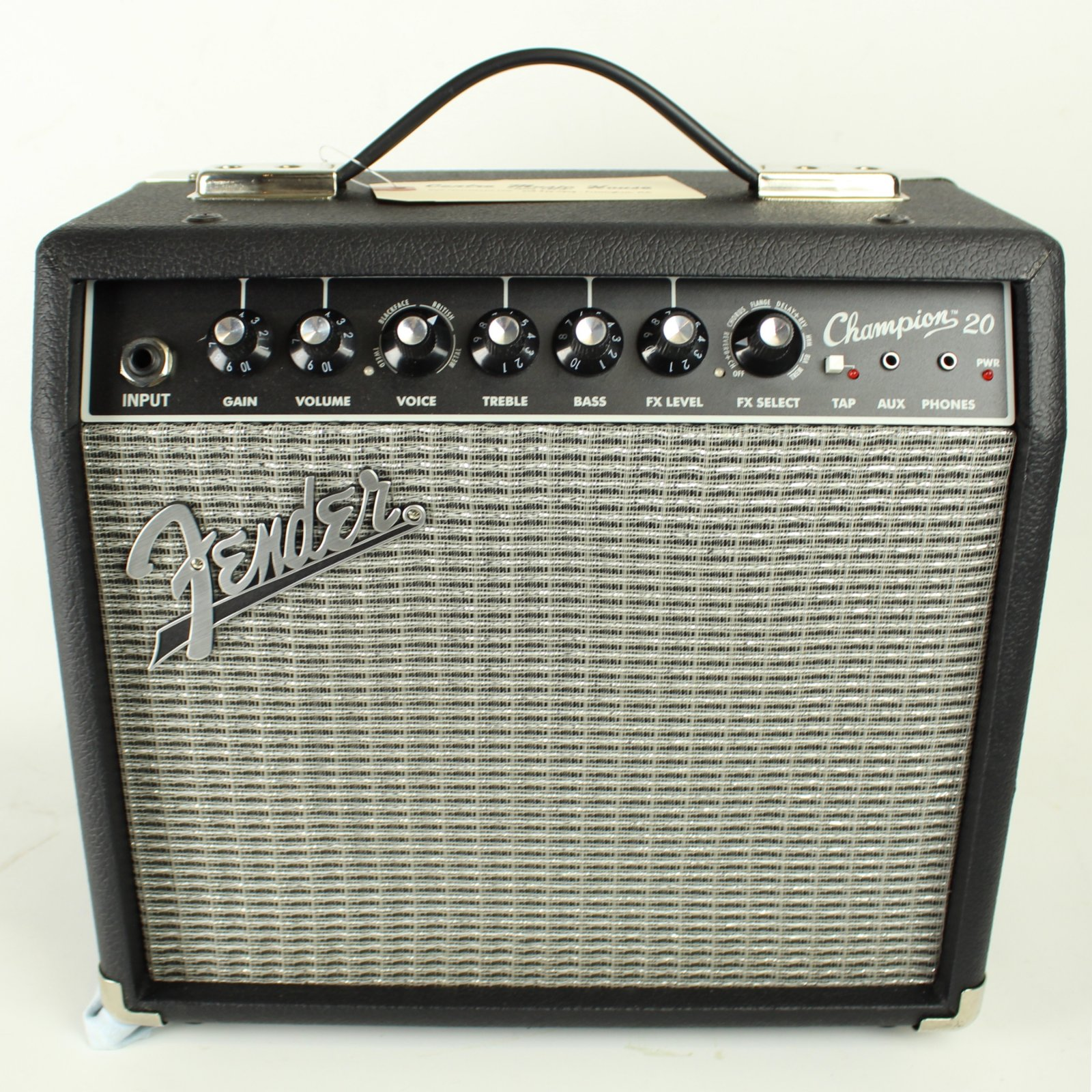 Fender Champion 20 Electric Guitar Amplifier (USED)