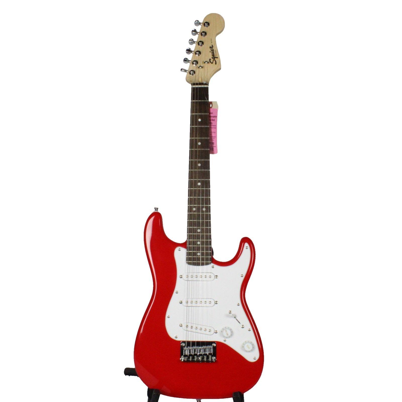 Squier Mini Stratocaster, Dakota Red (USED)