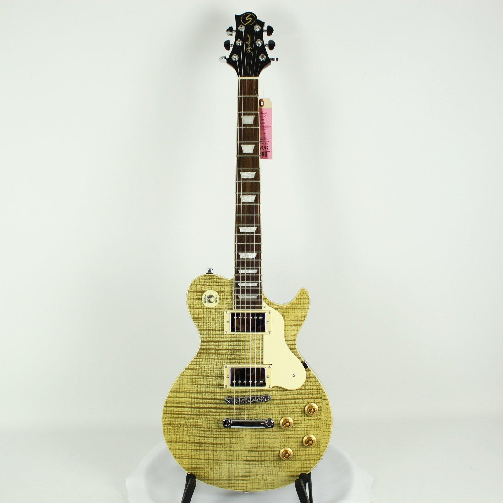 Greg Bennett Avion AV3 Electric Guitar