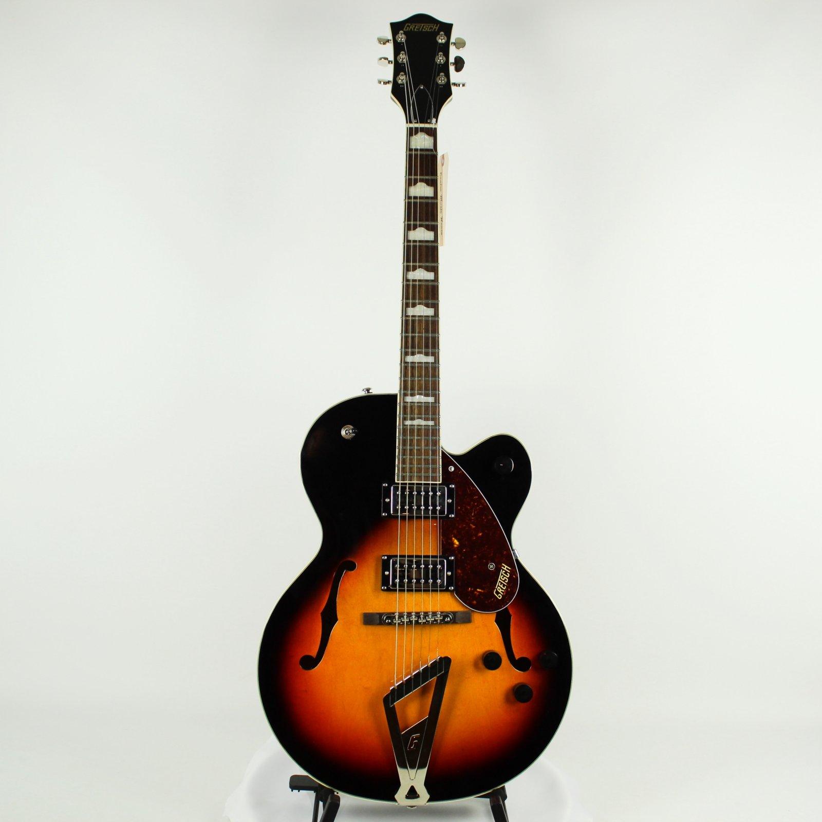 Gretsch G2420 Streamliner™ Hollow Body Electric Guitar, Aged Brooklyn Burst (USED)