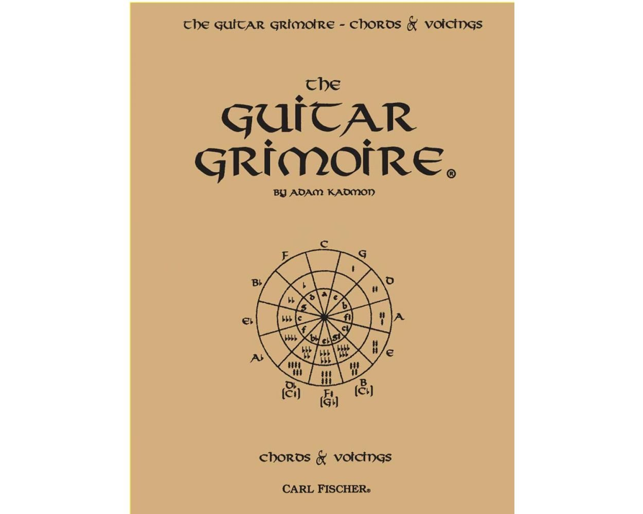 The Guitar Grimoire Chords and Voicings