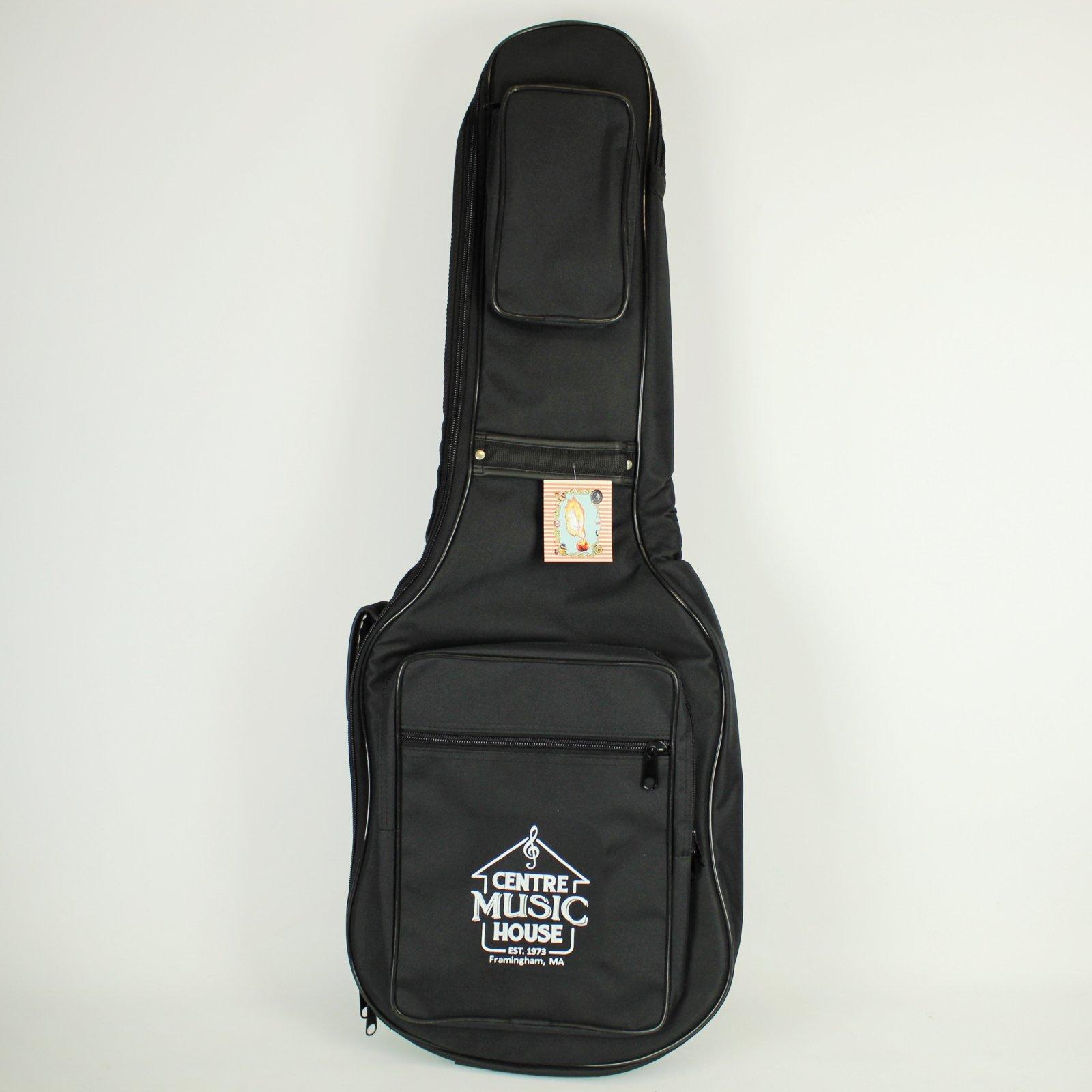 Henry Heller Deluxe Electric Guitar Gig Bag w/ Logo