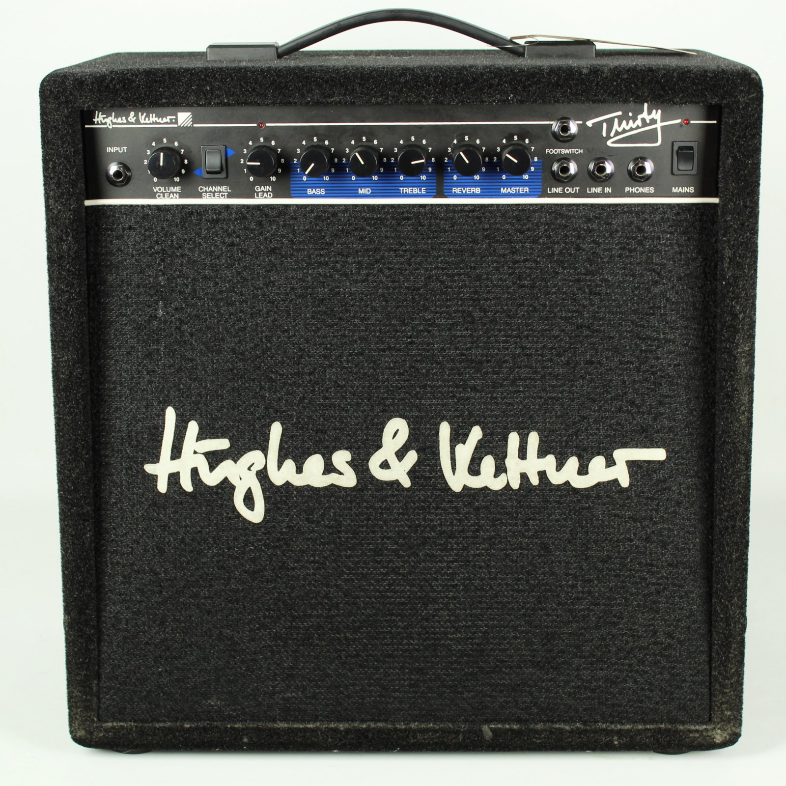 Hughes & Kettner Thirty Combo Guitar Amplifier (USED)