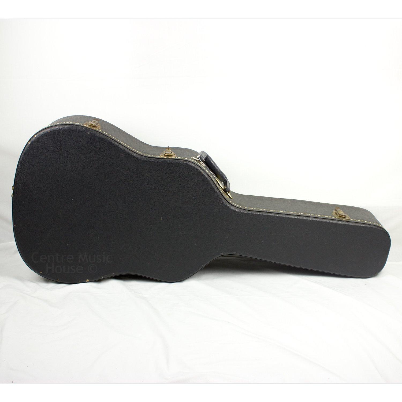 Hardshell Case for Acoustic Guitar (USED)