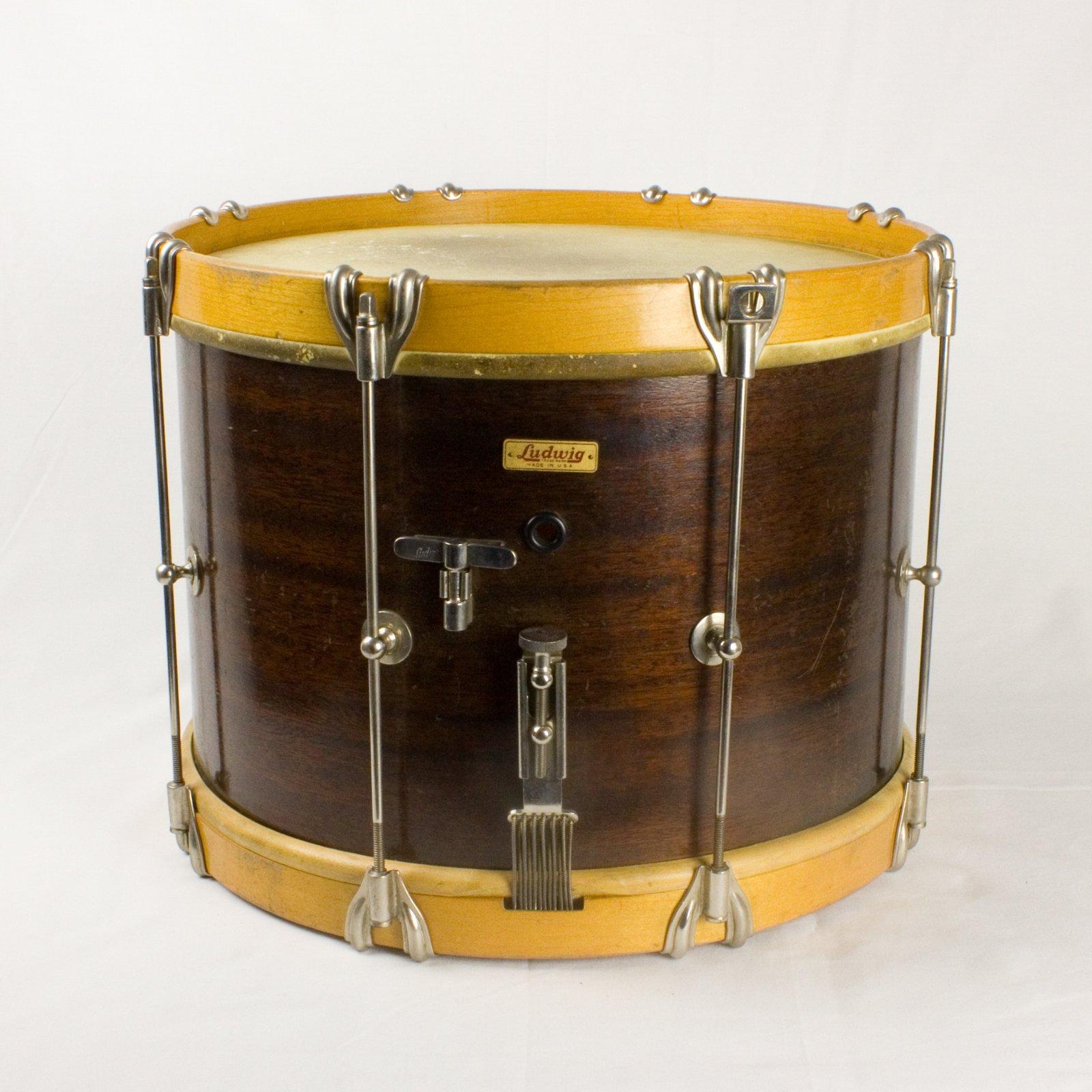 Vintage Ludwig Junior Parade Drum 10x14 Model No. 257, c. 1935