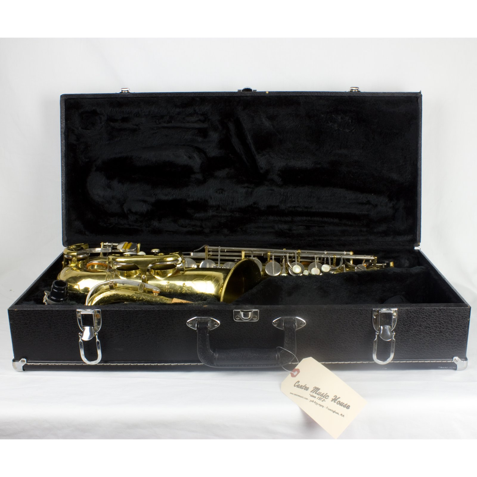 F.E. Olds & Son The Parisian Ambassador Alto Saxophone (USED)