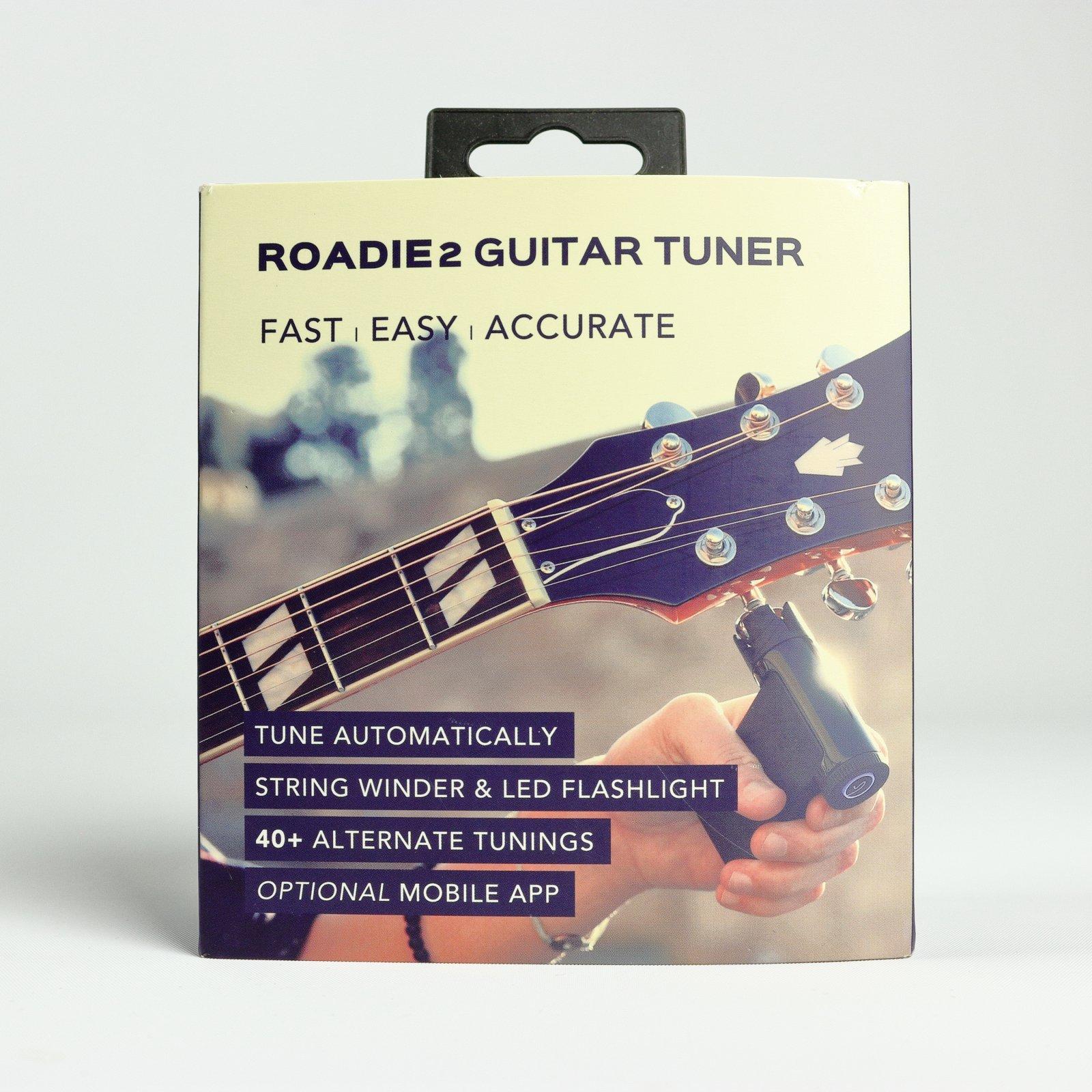 Roadie 2 Automatic Guitar Tuner