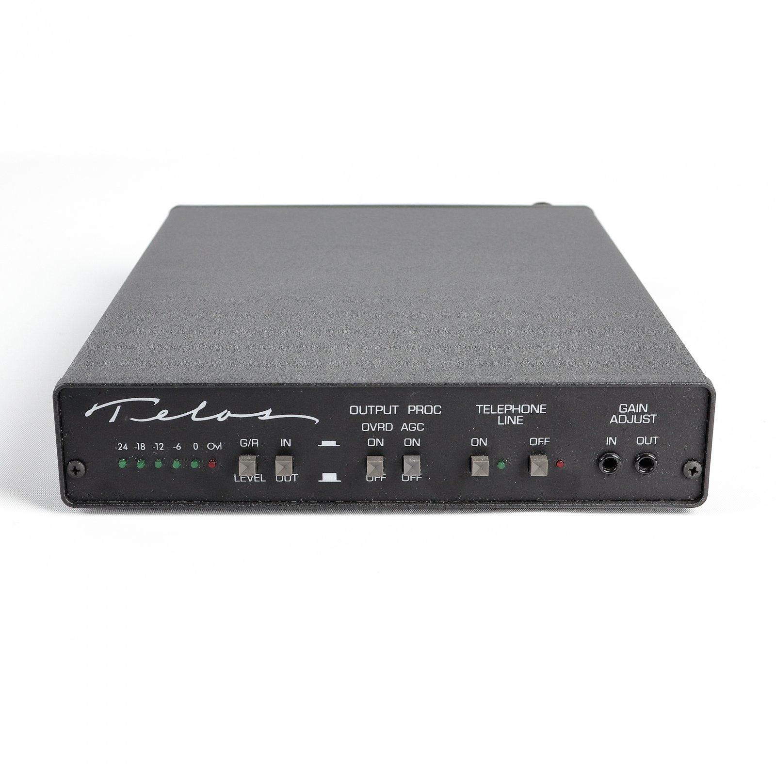 Telos ONE Digital Hybrid Telephone Interface, Modem Case Version (USED)