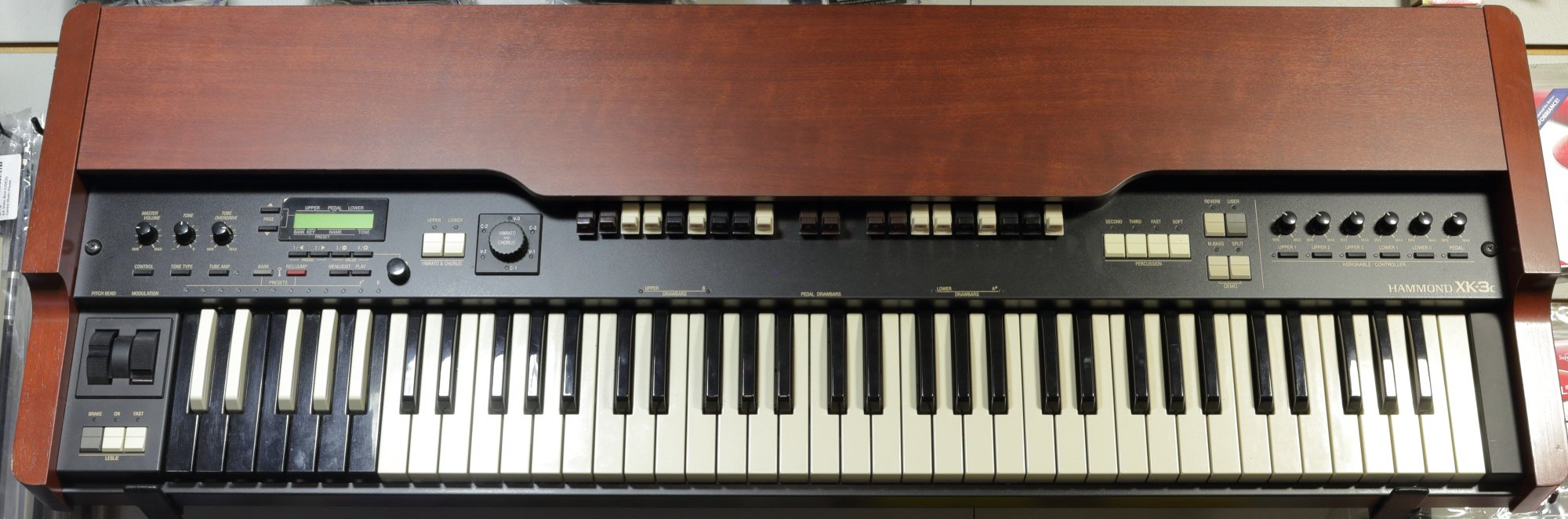 Hammond XK-3c Drawbar Organ w/Case (USED)