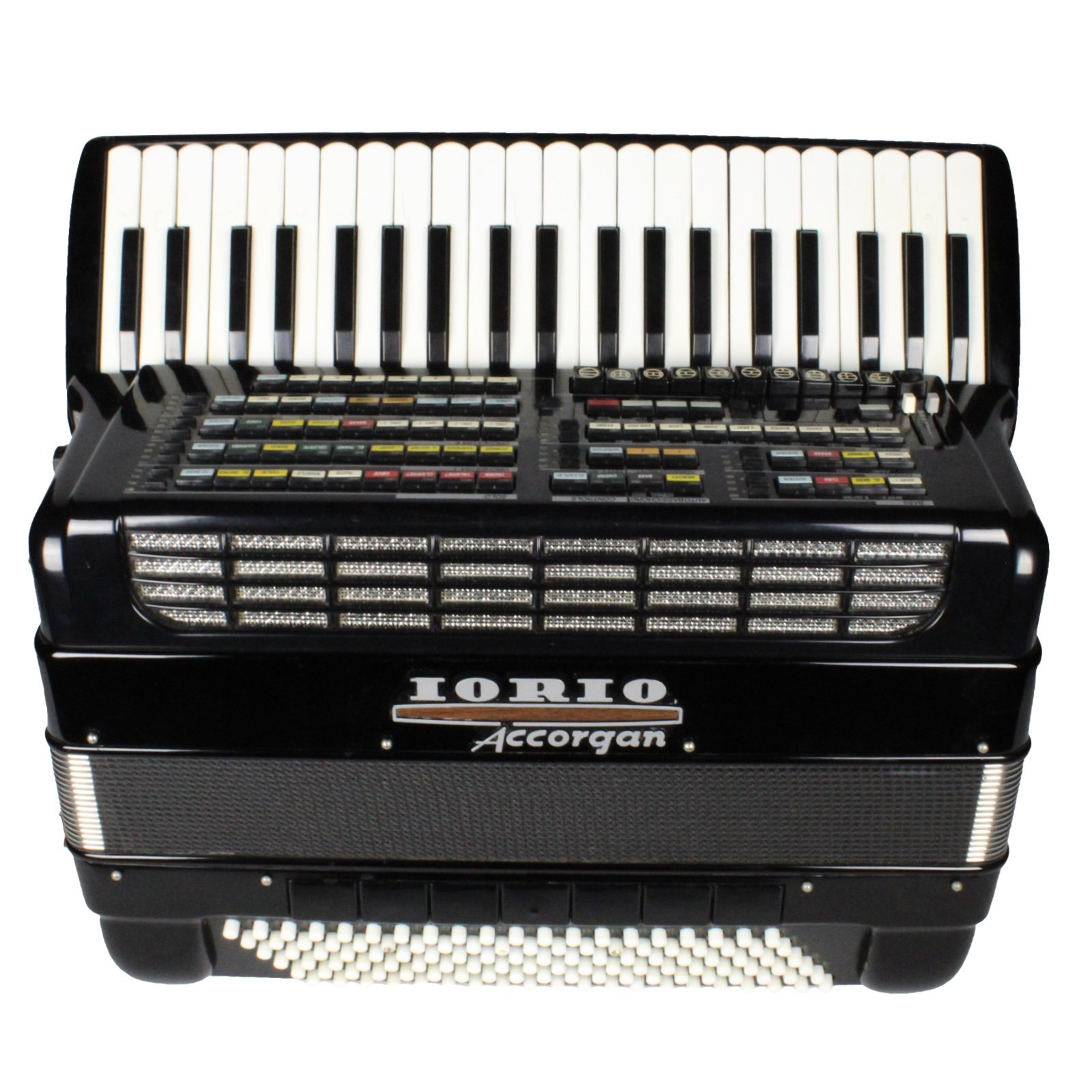 Iorio Accorgan 610A Piano Accordion LMMM 41 120 w/ Case (USED)