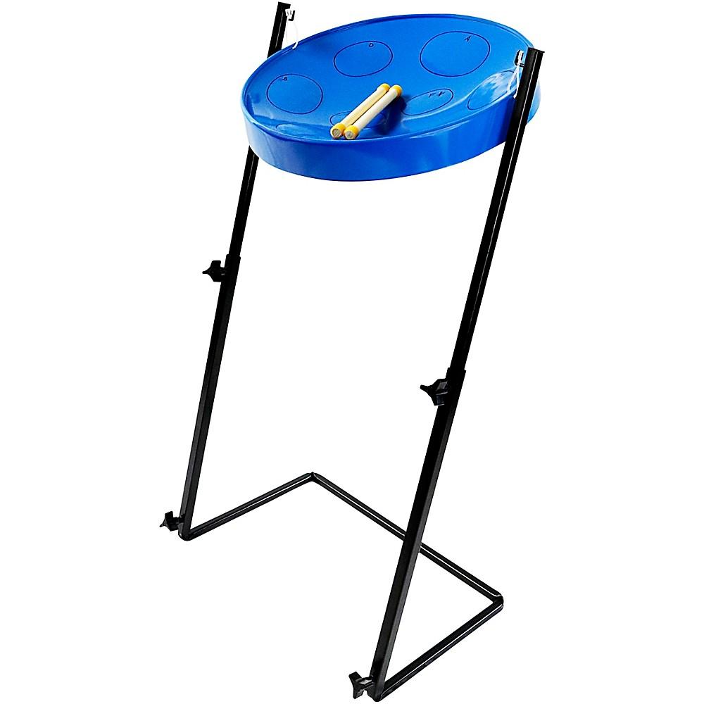 Jumbie Jam w/ Metal Z Floor Stand (G), Blue