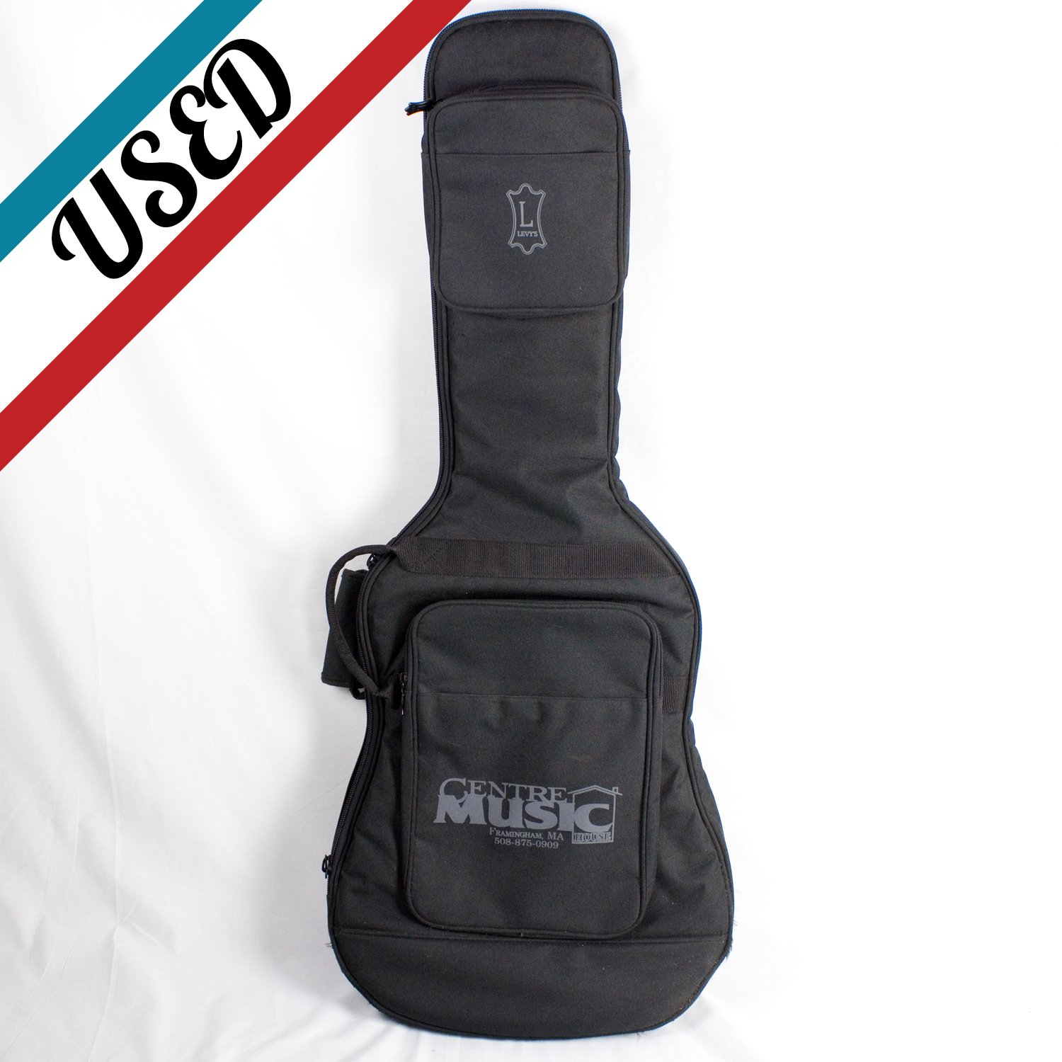 Levy's Electric Guitar Deluxe Gig Bag (USED)