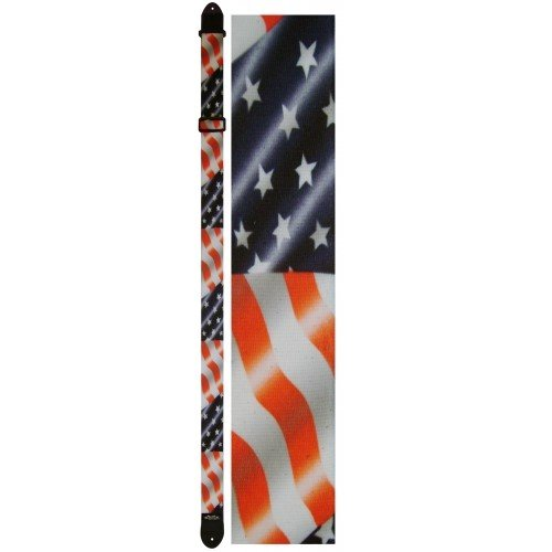 Perri's LPCP-45 2 Polyester USA Guitar Strap