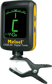 Meisel COM-80 Clip-On Tuner